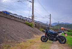 俺 の XSR900 - 5 (Cheng-Xun Yang) Tags: xsr900 yamaha xsr mtm850 バイク ヤマハ motorcycles