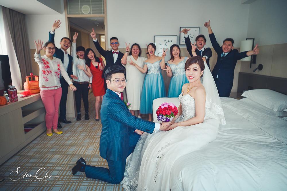 萬豪喜宴-奕誠&娉儀 婚禮紀錄_0058