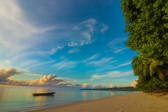 morning (Santanu Sen) Tags: landscape vacation beach seashore sea andamansea mundanemornings island havelockisland andaman india
