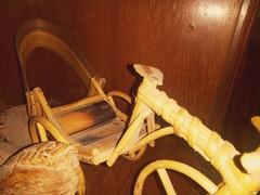 Antique (shafat_mufdi) Tags: rattan showpiece coolio