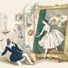 Vintage advertisement for a balet