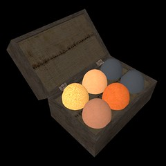 Eggs 6 Wood Box own eggs and kensi previous - 15-08-2018 (Lord Inquisitor) Tags: screenshot blender render blender3d eggs eggbox eggshell brown wood mod game kenshigame kenshi kenshimod wip