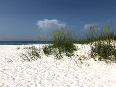 Gulf Islands National Seashore (Shotaku) Tags: florida beach beaches sand gulfofmexico water clouds landscape