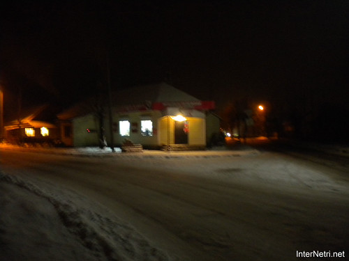 Ніч, Любомль, Волинь, Зима 2012  InterNetri 117