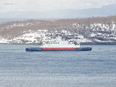 """Virak"" (OlafHorsevik) Tags: ferge ferga ferje ferja ferry virak thn torghatten nord"