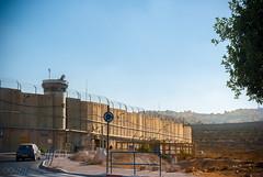 Border Wall, Rachel Checkpoint, Jerusalem (Ramses Leroi) Tags: border israel jerusalem