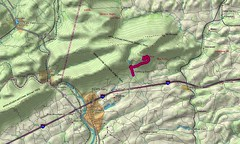 pulpit-rock_map_overview (Ultrageekguy) Tags: pulpit rock appalachian trail