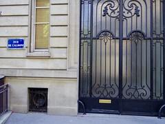 1 Rue de l'Alboni[2016] (gang_m) Tags: ラストタンゴ・イン・パリ lasttangoinparis bernardebertolucci ロケ地 filminglocation フランス france paris2016 paris パリ パリ16区 paris16e