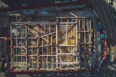 鋼骨大樓|CHIAYI (里卡豆) Tags: chiayi taiwanprovince taiwan tw 臺灣省 台灣 city aerial photography aerialphotography mavicair dji 大疆 空拍機 mavic air drone