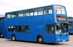 Kingsley's Coaches, Birtley LR52BLK. (Gobbiner) Tags: b7tl kingsleyscoaches vp317 birtley president volvo lr52blk metroline plaxton