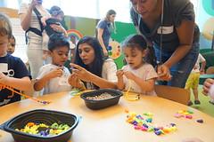 Toddler Art, 2018.5 (Center for Creative Connections) Tags: dallasmuseumofart dma toddlers art creativity play pretend asanteroyalregalia gold families fun
