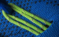 MM - Mesh (stefanfricke) Tags: macro macromondays mesh blue green sony ilce7rm2 sel50m28 nike