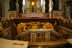 IMGP2094 (Maurizio Masini) Tags: roma rome rom vatican vaticano sanpietro statue saints