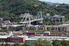 Ponte Morandi - 2 (Maurizio Boi) Tags: ponte bridge morandi crollo collaps disgrazia genova genoa italy autostrada a10