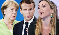 'Euro WILL implode!' Economist warns Macron faces BRUTAL choice to save 'unsustainable' EU (worldnewsnest) Tags: world news