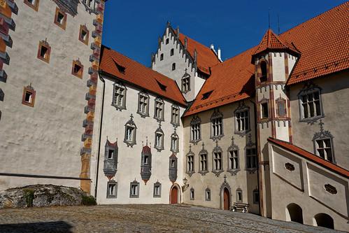 Hohes Schloss - Fussen