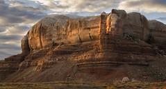 Sandstone Sunset (arbyreed) Tags: arbyreed sandstone sunset moenkopi bluff sanjuancountyutah desert seutah sandstoneformation landscape