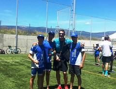 ecotrimad 2018 chicos team clavería campeones Madrid equipos 2