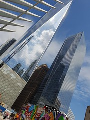 One World trade center (b.m2007) Tags: newyork unitedstates manhattan usa eeuu city oneworldtradecenter