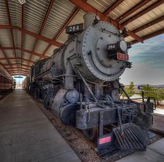 Nevada RR Museum 2018.06.05.09.53.49_50_50 (Jeff®) Tags: jeff® j3ffr3y copyright©byjeffreytaipale railroad steam engine train nevada unitedstates usa