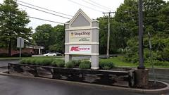 Stop and Shop/Kmart (Vernon, Connecticut) (jjbers) Tags: vernon connecticut may 19 2018 kmart discount store stop shop grocery supermarket