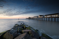 3F2A4542.jpg (martin_ingram) Tags: southwold pier water beach clouds sunrise sussex dawn landscape canon lee