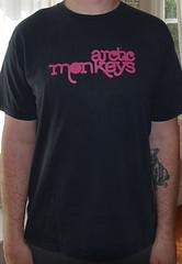 #3021A Arctic Monkeys – Whatever People Say I Am Thats What Im Not (Minor Thread) Tags: minorthread tshirtwars tshirt shirt vintage rock concert tour merch black arctic monkeys arcticmonkeys whateverpeoplesayiamthatswhatimnot domino records 2006 british pop punk