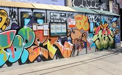 . (SA_Steve) Tags: streetart mural art creative urban urbanart bushwick bushwickbrooklyn brooklyn nyc newyorkcity
