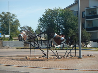 Kotka to Hamina, Finland