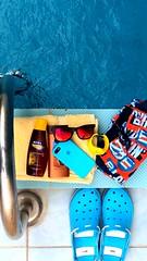 Summer (bo3lola) Tags: saudiarabia ksa khobar iphone8 tan pool swimmingpool swimming summer