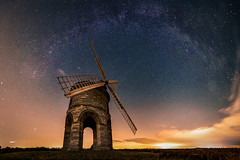 Chesterton Windmill Under the Milkyway (www.alexjphotography.co.uk) Tags: xpro2 chesterton chestertonwindmill warwickshire night nightsky milkyway astrophotography stars nightscape samyang8mm