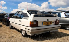 Citroën BX 19 TRD Automatic (Skylark92) Tags: citroën water forest boat sky grass gelderland maurik van eiland window windshield tree building car road citroen jaar 100 holland netherlands nederland vehicle bx 19 trd automatic 14srp4 1986