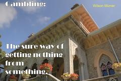 Nothing (Tony Shertila) Tags: galamares geo:lat=3879330430 geo:lon=941995025 geotagged lisboa portugal prt tet words saying