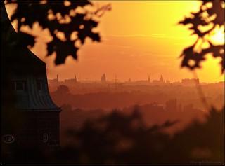 summer solstice over Dresden [in explore]