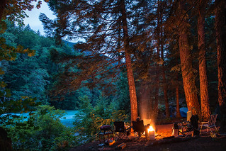 Paradise Found 🔥🌲⛺ Squamish-Lillooet, BC