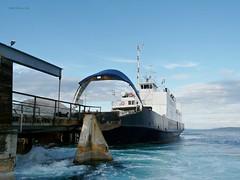 """Røsund"" (OlafHorsevik) Tags: ferge ferga ferje ferja ferry thn torghatten nord hurtigruten røsund reserveferge stornes toppsundet"