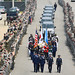 United Nations Command returned 55 cases of remains from the Democratic People's Republic of Korea to Osan Air Base