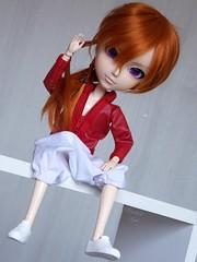 Circus Style (♥gik@h) Tags: pullip doll fashion groove style taeyang boy kain toy clothes joker kuroshitsuji circus