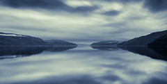 The Piercing Cold (MacMyc) Tags: fjord saguenay national parc longexposure longueexposition canon 80d hoya filter nd1000 raw lightroom quaipetitsaguenay spring printemps canada quebec monochrome