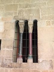 Catedral - Ventana en el claustro (albTotxo) Tags: tortosa tarragona cataluña españa