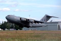NATO Strategic Airlift Capability SAC-03 PAPA, OSL ENGM Gardermoen (Inger Bjørndal Foss) Tags: sac03 nato papa boeing c17 osl engm gardermoen