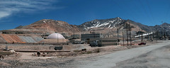 Climax Molybdenum Mine (San Francisco Gal) Tags: molybdenumsulfide climaxmolybdenummine colorado mine openpitmine molybdenum mountain