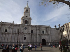 DSC01703 (RobertSettle) Tags: holiday peru southamerica whitecity architecture buildings arequipa