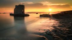 la plage des ondes antibes (milleniumphotographie) Tags: sunset sunrise longexposure poselongue sun france coucherdesoleil nikon onde wave haida nd64 nd landscapes landscape nature natural plage beach paysage