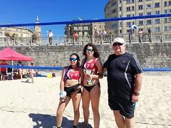 VOLEY - Campeonas SUB-19 (CD Fortuna KE) Tags: fortuna gipuzkoa donostia zurriola playa hondartza voley boleibola emakumezkoak campeonato txapelketa