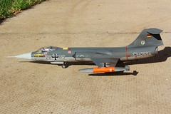 Academy 1.72 F-104G 26+65-6 (jonf45 - 4 million views -Thank you) Tags: academy 172 model aircraft jet plane plastic kit f104g 2665 marineflieger mfg1 hasegawa decals
