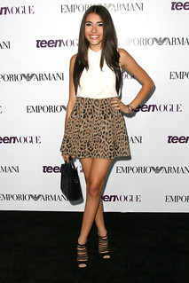 Madison Beer at TeenVogue Red Carpet
