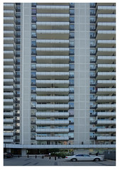 stacked balconies (mcfcrandall) Tags: highrose balconies apartments residences tower building urban city toronto architecture torontophotowalks 2018topwrs topw