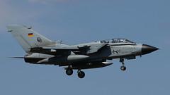 GAF Tornado IDS 45+00 (Steve Schilling) Tags: gaf germanairforce luftwaffe panavia tornado ids taktlwg33 büchel air base fliegerhorst etsb bundeswehr