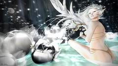 #146 NOCTILUCA FLOWERS@E.V.E (lizumelody) Tags: eve air moncheri tableauvivant swallow twilight okinawa secondlife sl mermaidcove